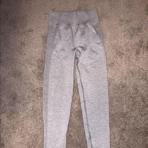 XS Gymshark Flex Taupe Leggings